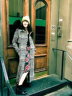 #FPStyleIcon Winona Ryder