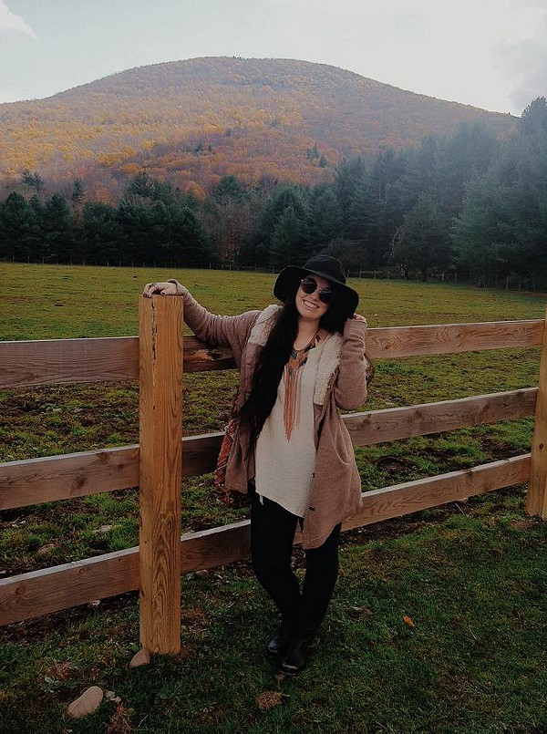 woodstock // fall foliage