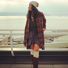 #FPFallChallenge #FPMe #FreePeople | Seattle