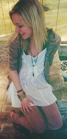 Tulle and Gauze Slip style pic