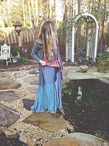 FP ONE Patchwork Maxi style pic - @fpbirmingham