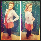 Printed Blazer style pic