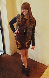 Huntress of Man Bodycon style pic