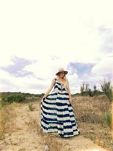 Bonitas Sunshine Dress style pic