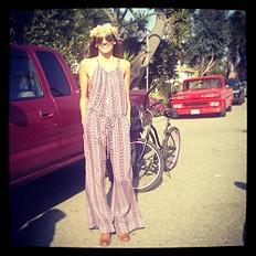 Gypsy Skye Jumper style pic