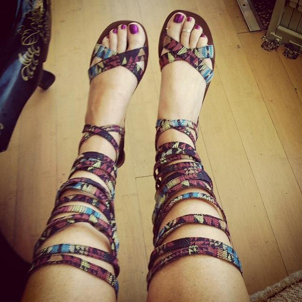 Romana Fest Sandal style pic
