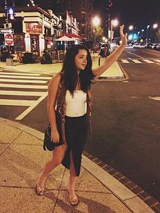 DC nights, city lights