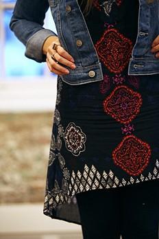 Love Always FP Denim Jacket style pic