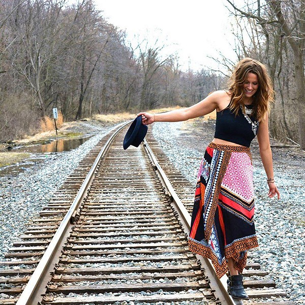 the bedouin traveler skirt is just seriously the best. even when not on erin wasson! #bedouintravelerskirt