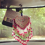 Panada Bag Charm style pic