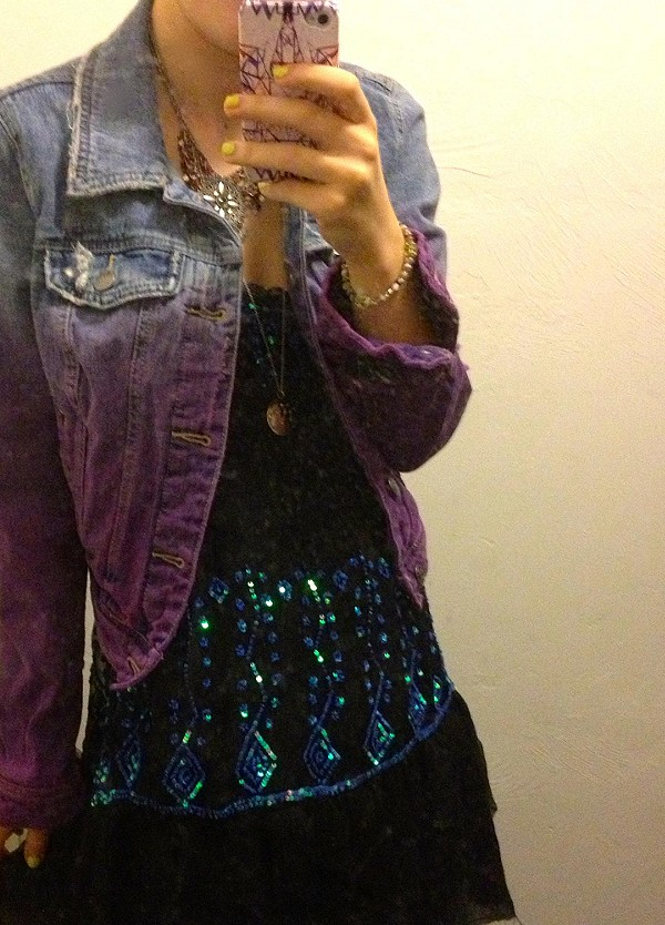 Sequin Embellished Slip style pic