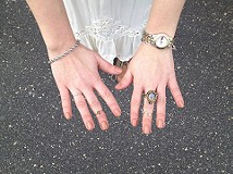 Novelty Midi Ring style pic
