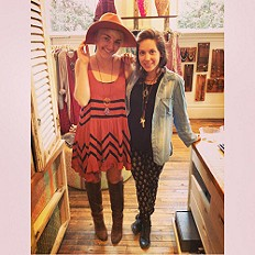 Sunday at free people