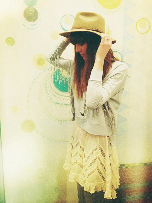 Jade Fringe Pullover style pic