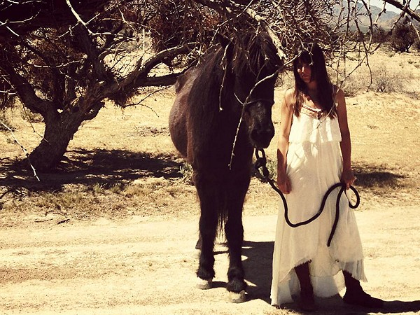 Gypsy Heart Dress style pic