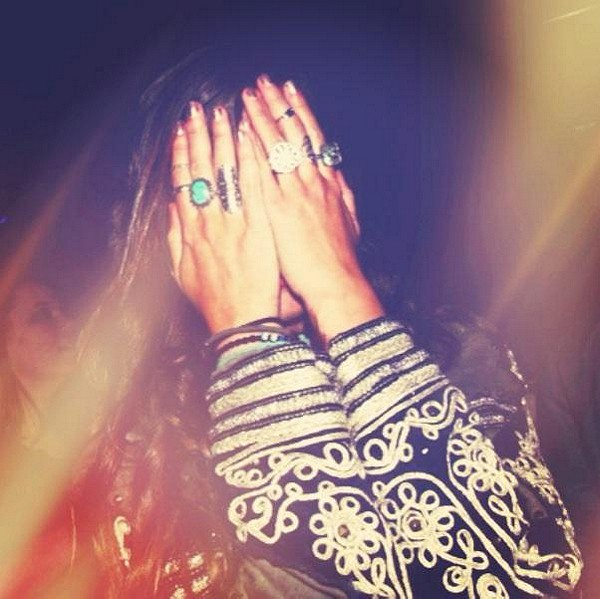 Rings and pretty things