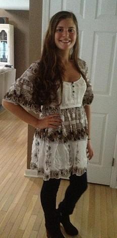 Hayden Valley Dress