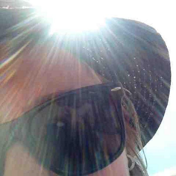 sunshiney rays for days