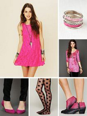 Color Me Hot Pink