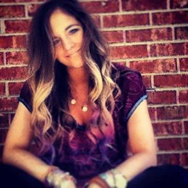 Ombre Hair Chalk style pic