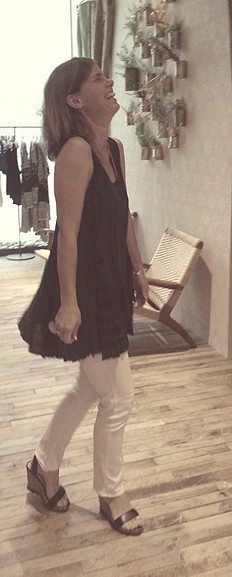Ruffled Up Cami style pic